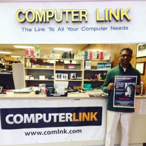 Tony from Computer Link in Stockton, California